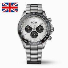 Hugo Boss Luxury Fashion Diver Watch Men 50ATM Waterproof Date Clock Sport Watches Mens Quartz Wristwatch
