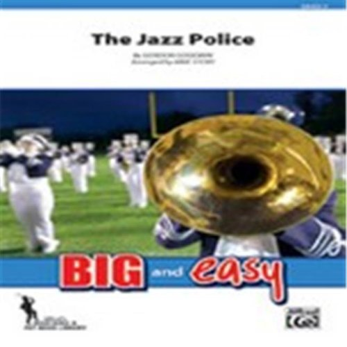 Alfred 00-42100S The Jazz Police - Conductor Score