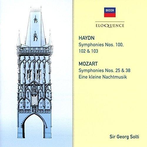 Lpo; Lso; Israel Philharmonic Orchestras - Haydn: Sym Nos. 100, 102, 103. Mozart: Sym Nos.25 and 38; Etc [CD]