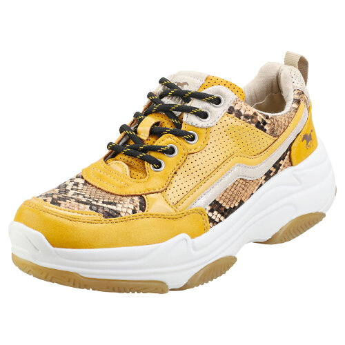 (6.5) Mustang Sneaker Womens Fashion Trainers