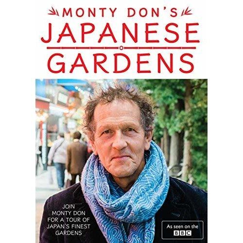 Monty Don's Japanese Gardens DVD [2019]