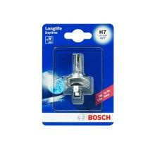 Bosch, Car Light Bulb, H7 Longlife Daytime, 12 V / 55 W