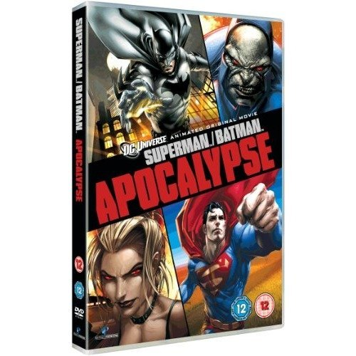 DC Superman / Batman - Apocalypse DVD [2010]