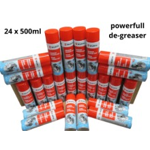 wurth brake and clutch cleaner de greaser 24 x 500 ml cans