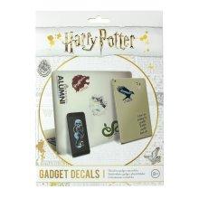2 Pack Bundle - Harry Potter Slogan Gadget Decals