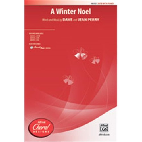 Alfred 00-46353 A Winter Noel by Dave & Jean Perry