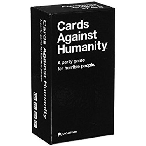 Cards Against Humanity: UK Edition (Version 2.0) - A Party Game