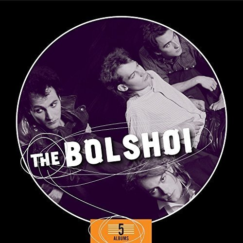 The Bolshoi - 5 Cd Boxset