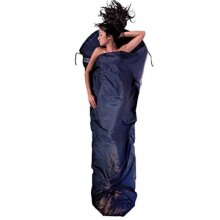 Cocoon SilkCotton MummyLiner Tuareg, 95Inch x 35/22Inch
