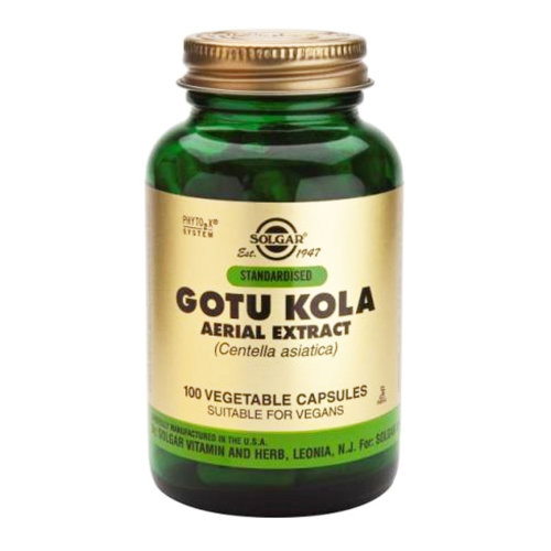 Solgar Gotu Kola 100Tabs