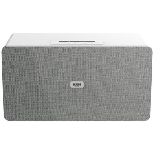 Bush 10W Wireless Bluetooth Speaker - White - Refurbished