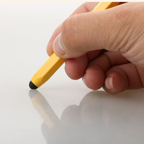 Pencil Shaped Stylus - Touch Screen Smartphone Tablet Universal