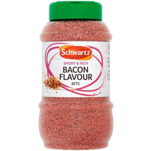 Schwartz Bacon Flavour Bits - 1x320g
