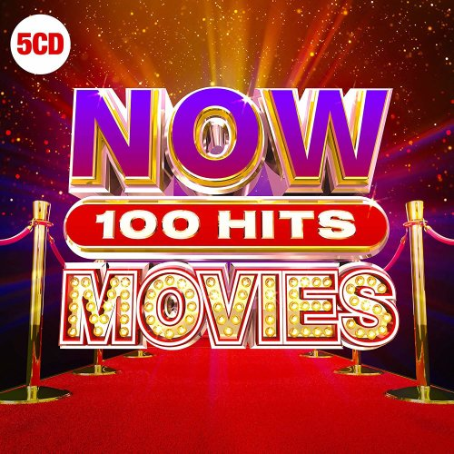 NOW 100 Hits: Movies | 5 CD Album