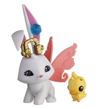 Animal Jam Sunny Bunny & Pet Ducky Figure 2Pack