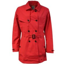 Timberland Rudston Watreproof Double Breasted Womens Trench Coat 4928J 930 R7B