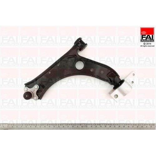 Front Left FAI Wishbone Suspension Control Arm SS2442 for Volkswagen Golf 2.0 Litre Diesel (01/09-03/10)