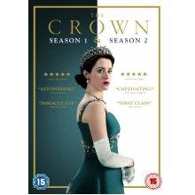The Crown - Season 1 & 2 (DVD) - Used
