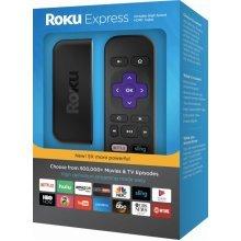 Roku - Express Streaming Media Player 3900R