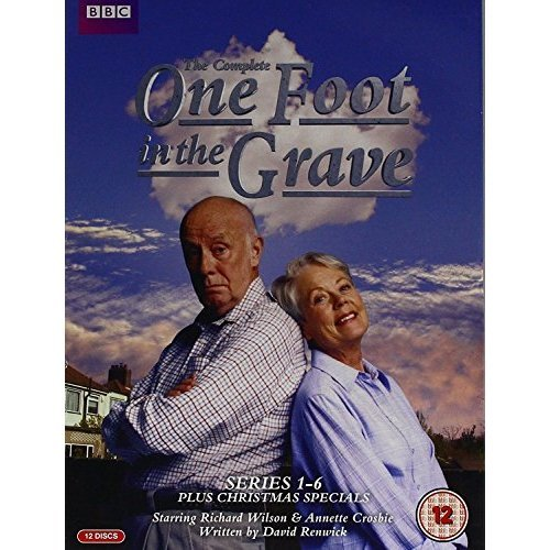 One Foot In The Grave Complete Series 1 to 6 DVD [2013]