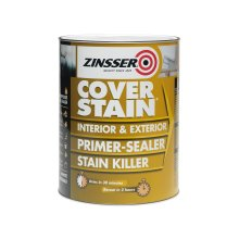 Zinsser ZINCSP500 500 ml Cover Stain Primer/Finish Paint