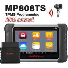 Autel MP808TS Car Diagnostic Scan Tool OBD2 Scanner with Complete TPMS Functions
