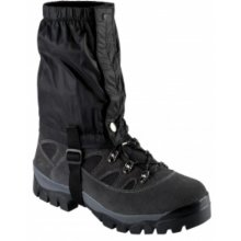 Trekmates Dry Grasmere Ankle Gaiters Black (Size Small/Medium 4-7.5 UK)