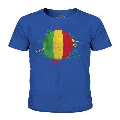 Candymix - Mali Football - Unisex Kid's T-Shirt