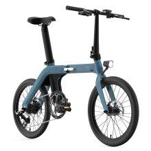 """FIIDO D11 20"""" Folding Electric Bike Bicycle E-Bike Ebike Citybike E-Trekking Bike 250W Blue"""