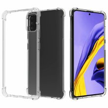Case For Samsung Galaxy S20 FE Fan Edition Clear Silicone Gel Shockproof By Atouchbo