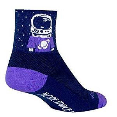 "Socks - Sockguy - Classic 3"" - Loner S/M Cycling/Running"