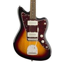 Fender Squier Classic Vibe 60s Jazzmaster, 3 Tone Sunburst, Laurel