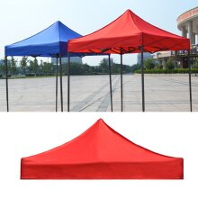 2x2m 2x3m 3x3m Waterproof Gazebo | Pop-Up Gazebo Top Cover Roof Tent