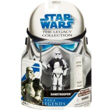 Hasbro Sand Trooper Star Wars Legacy Collection Action Figure SL21
