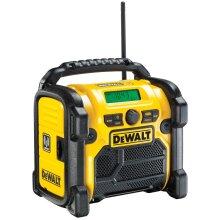 Dewalt 18V XR Compact Digital FM/DAB Radio - DCR020-GB