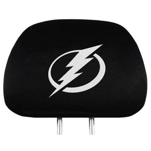 Pro Mark HRNH26 14 x 10 in. Tampa Bay Lightning Headrest Cover