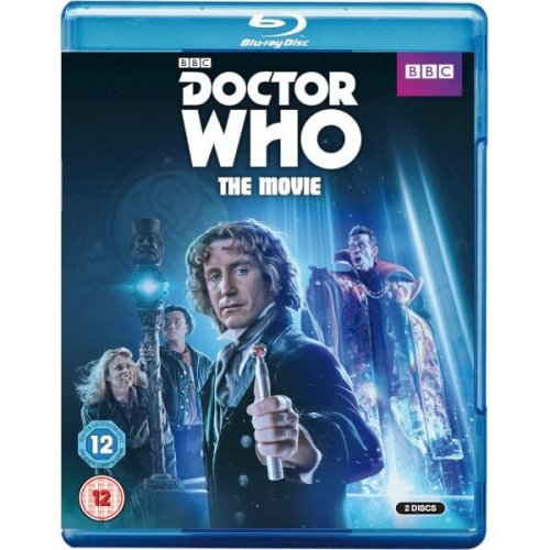 Doctor Who - The Movie Blu-Ray + DVD [2016]