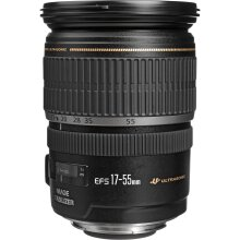 Canon EF-S 17-55mm f/2.8 IS USM Lens - Used