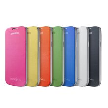 Official Samsung Galaxy S4 Flip Cover Folio Case