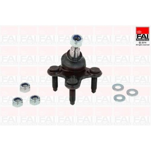 Front Right FAI Replacement Ball Joint SS2466 for Audi A3 1.4 Litre Petrol (04/14-04/18)