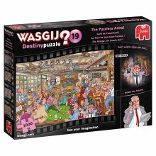 Wasgij 19166 Destiny 19 The Puzzlers Arms 1000pc Jigsaw Puzzle