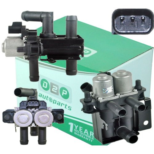 electric heater control valve car