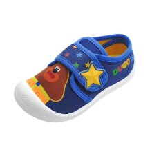Hey Duggee Boys Canvas Shoes in Blue