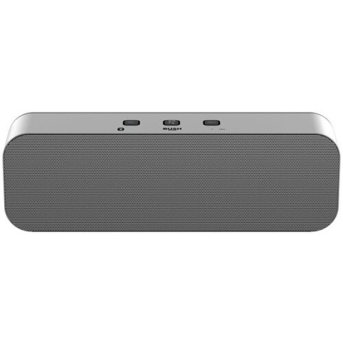 Bush Large Wireless Bluetooth Rechargeable Speaker - Silver - Refurbished