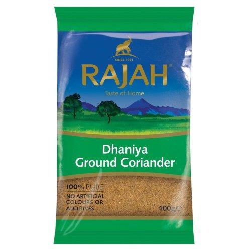 Rajah - Coriander Powder (Dhana Powder) - 100g