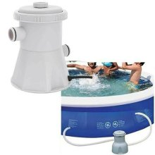Electric Swimming Pool Pump Filter | Above-ground Pool Filter
