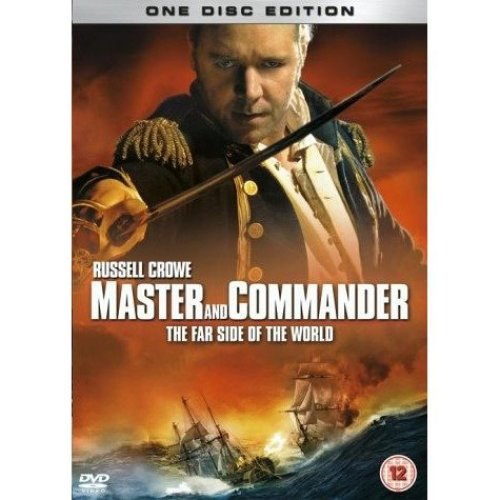 Master And Commander - The Far Side Of The World DVD [2004]
