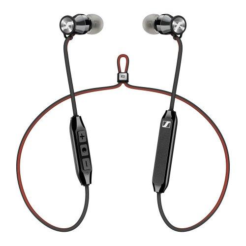 SENNHEISER Momentum Free Wireless Bluetooth Headphones - Black, Black - Used