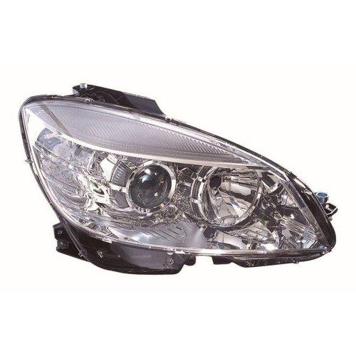 Mercedes Benz C Class (w204) 5/2007-2010 Headlight Headlamp Drivers Side Right