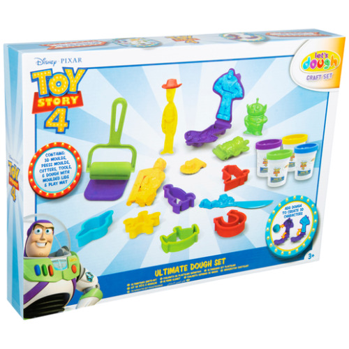 Toy Story Ultimate Dough Set With Accessories